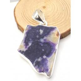 Pendentif Opale violette de Morado Pendentifs pierres naturelles PU65
