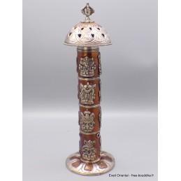 Brûleur d'encens pour encens cordelettes BETEC1