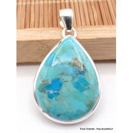 Pendentif goutte en Turquoise mohave Bijoux en Turquoise XV4.8
