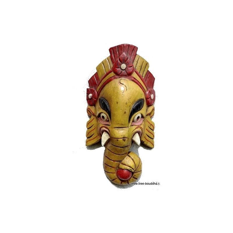 Artisanat tibétain Dieu GANESH 31 cm Objets Ganesh GAN4