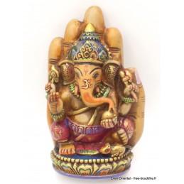 Statuette Ganesh dans une main 16 cm Statuettes Bouddhistes GANESH5