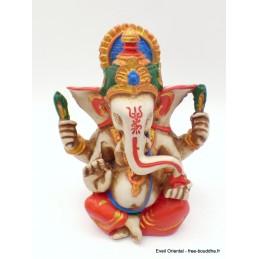 Statuette Ganesh en résine 12 cm Objets Ganesh STA75.2