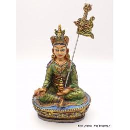 Statuette bouddhiste Guru Rinpoche 16 cm Objets rituels bouddhistes GURU1