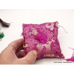 Coussin pour bol tibétain 10 cm Bols tibétains 7 métaux COUS3