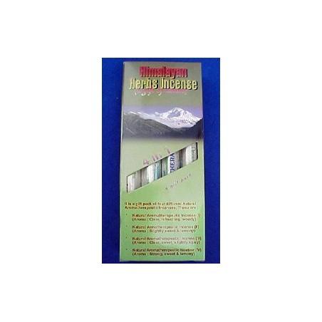 Encens tibétain 4 paquets