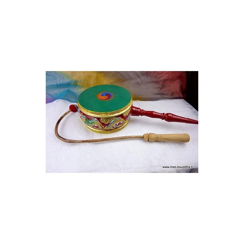 Instrument de musique percussion tibétaine