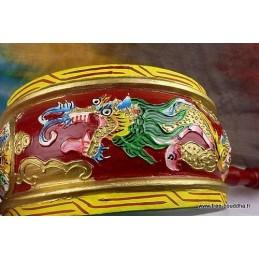 Tambour tibétain drums