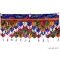 Décoration de porte tibétaine PAN2
