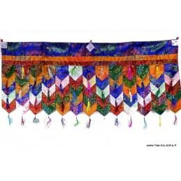 Décoration de porte traditionnelle bouddhiste PAN2