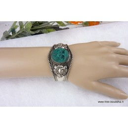 Bracelet tibétain Chenrezi 4 bras Bijoux tibetains bouddhistes  CHEN1