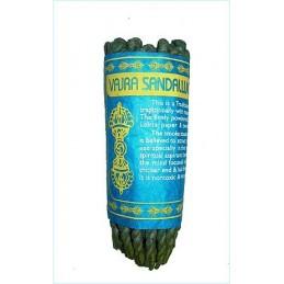 Encens tibétain tresse DHUPAYA VAJRA