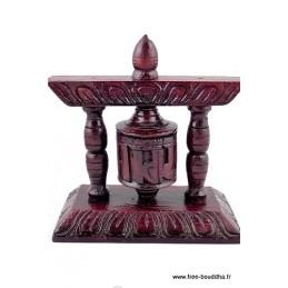 Petit moulin à prières de Table