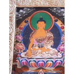 Pendentif TANGKA gao SAKYAMOUNI Bijoux tibetains bouddhistes  PENDTH2