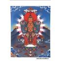 Carte postale bouddhiste MAITREYA CPB6