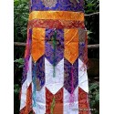 Bannière Gyaltsen Chokhur bouddhiste 90 cm CHO90