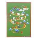 Carte postale bouddhiste CHEMIN DE SAMATHA CPB34
