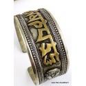 Bracelet tibetain MANTRA DE CHENREZI BHB2.11