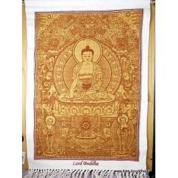 Tenture tibétaine BOUDDHA SAKYAMOUNI TENBS