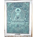 Tenture tibétaine BOUDDHA DE MEDECINE