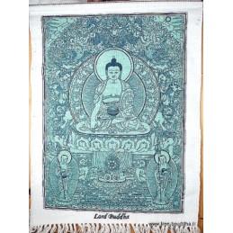 Tenture tibétaine BOUDDHA DE MEDECINE TENBB