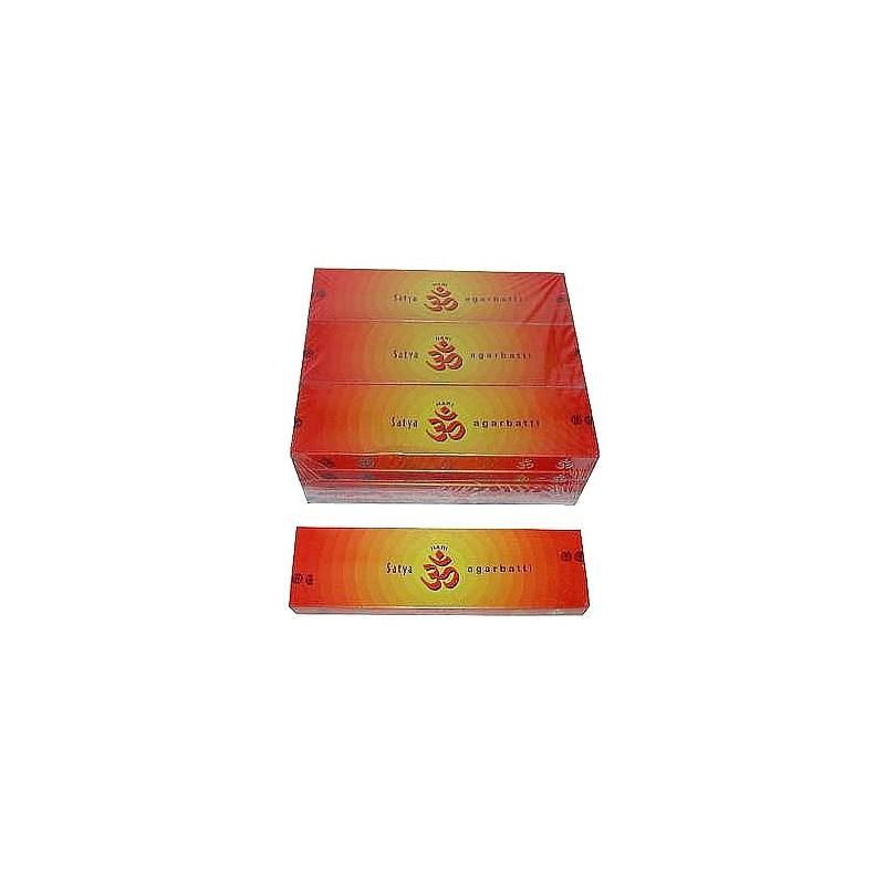 Encens indien Satya HARI OM 30 GR