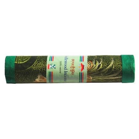 Encens tibétain bouddhiste BOIS DE SANTAL