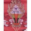 Tenture tibétaine LUNGTA CHEVAL DE VENT LUNGTA2