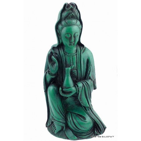 Artisanat tibétain statuette KUBER