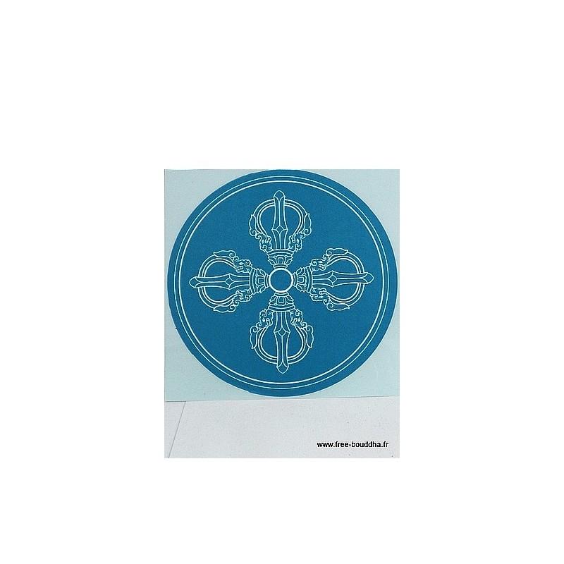 Sticker adhésif DORJE VAJRA AUTO1