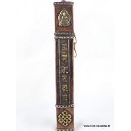 Porte encens tibétain à main