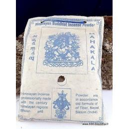 Encens tibétain poudre MAHAKALA