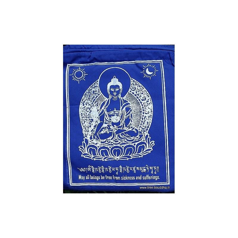 Drapeaux tibétains voeux de Refuge DRAT5