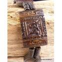 Bracelet tibétain OM