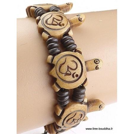 Bracelet tibétain Tortues