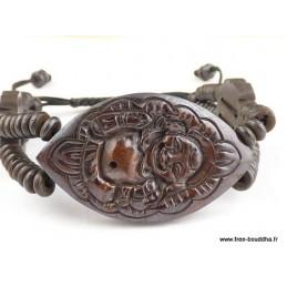 Bracelet tibétain Bouddha Bijoux tibetains bouddhistes  OY4