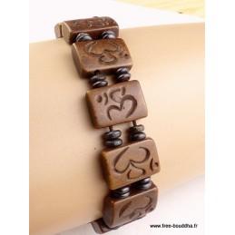 Bracelet tibétain OM hindouiste