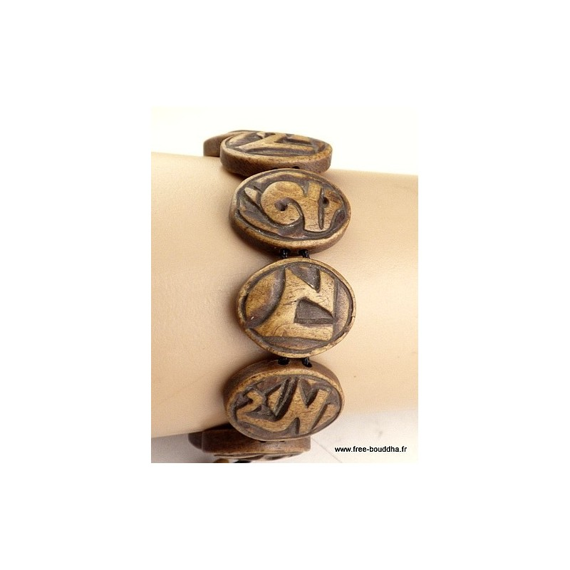 Bracelet Om mani pedme hum OY12
