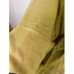 Châle laine et cachemire vert Pashminas Etoles Echarpes PLC1