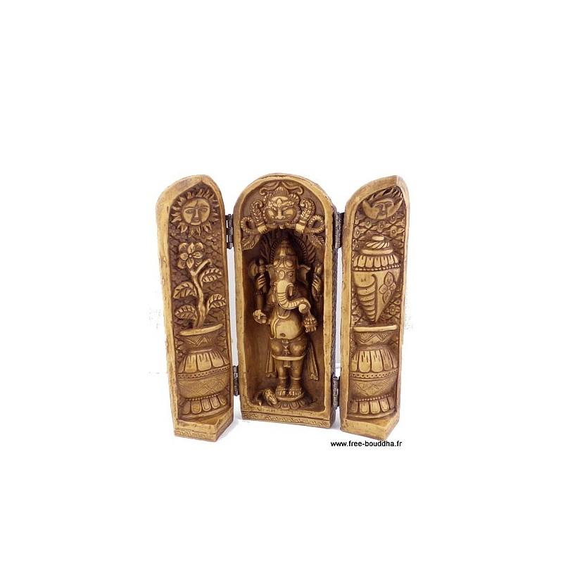 Autel temple portatif GANESH TRYP3