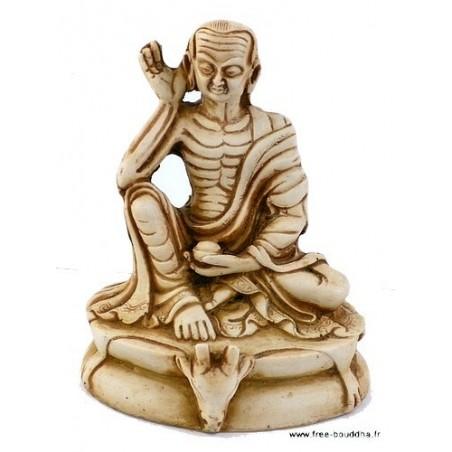 Statuette bouddhiste Milarepa