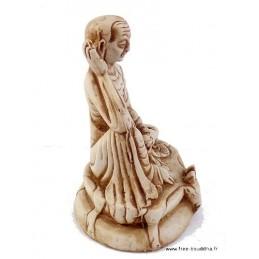 Statuette bouddhiste Milarepa MILA