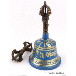cloche-dorje-tibetain-rituel-bouddhiste