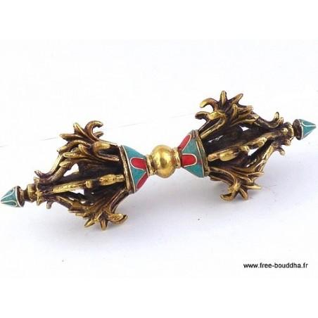 Dorje vajra de cérémonie 8 branches