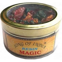 Encens résine Magic