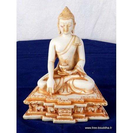 Statuette Bouddha Sakyamouni