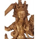 Statuette Manjushri grand modèle STAMAN1