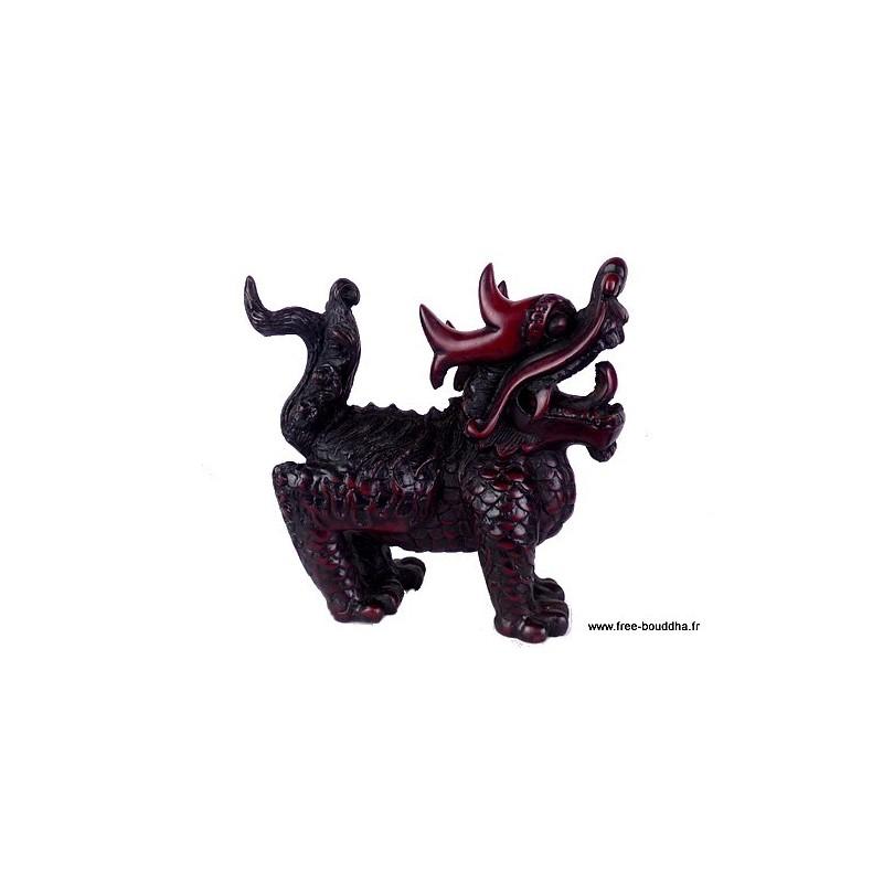 Statuette Dragon Gardien du Temple STADRA