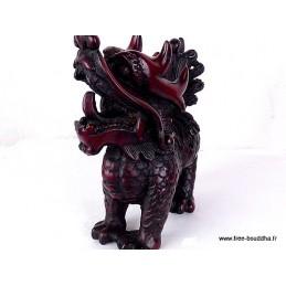 Statuette Dragon Gardien du Temple Objets rituels bouddhistes STADRA