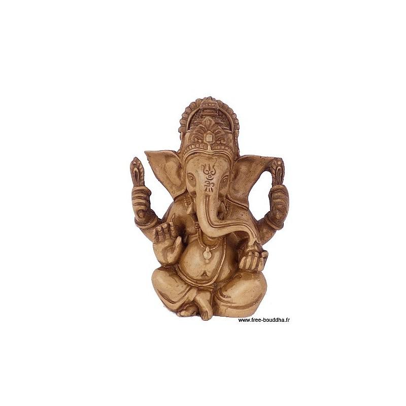 Statuette Ganesh en résine STAGAN1