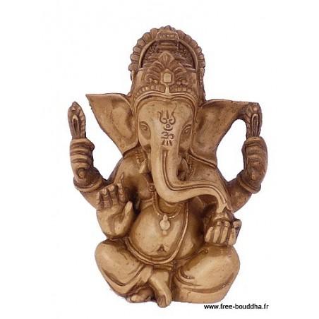 Statuette Ganesh en résine